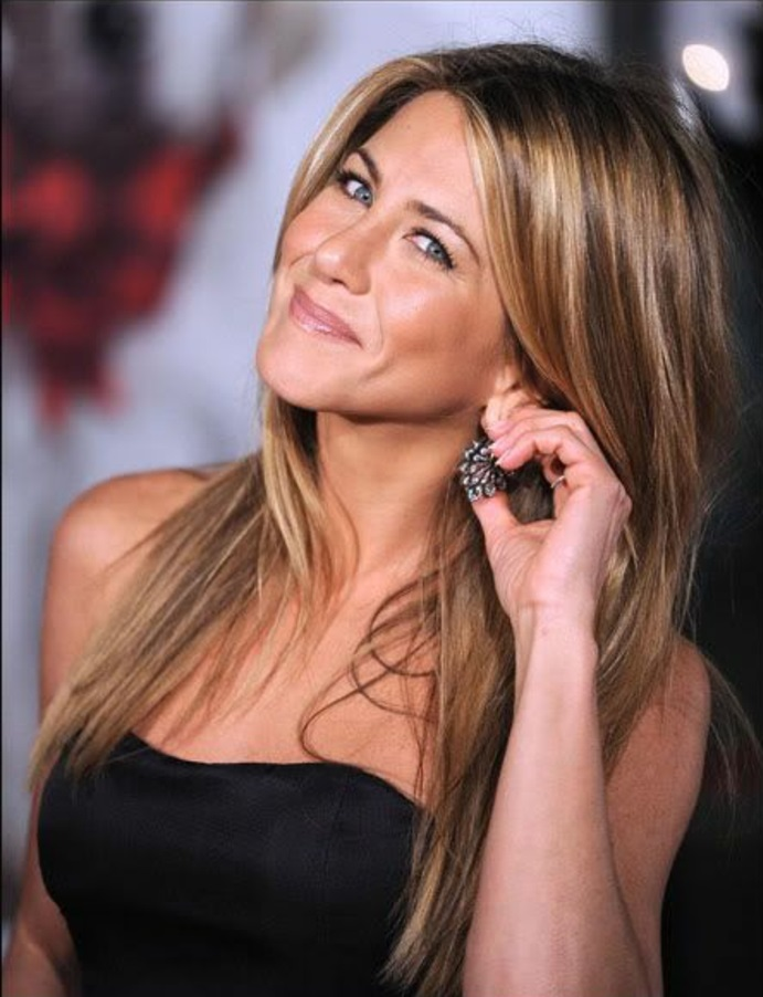 couleur cheveux jennifer aniston lannaginasisi blog. Black Bedroom Furniture Sets. Home Design Ideas
