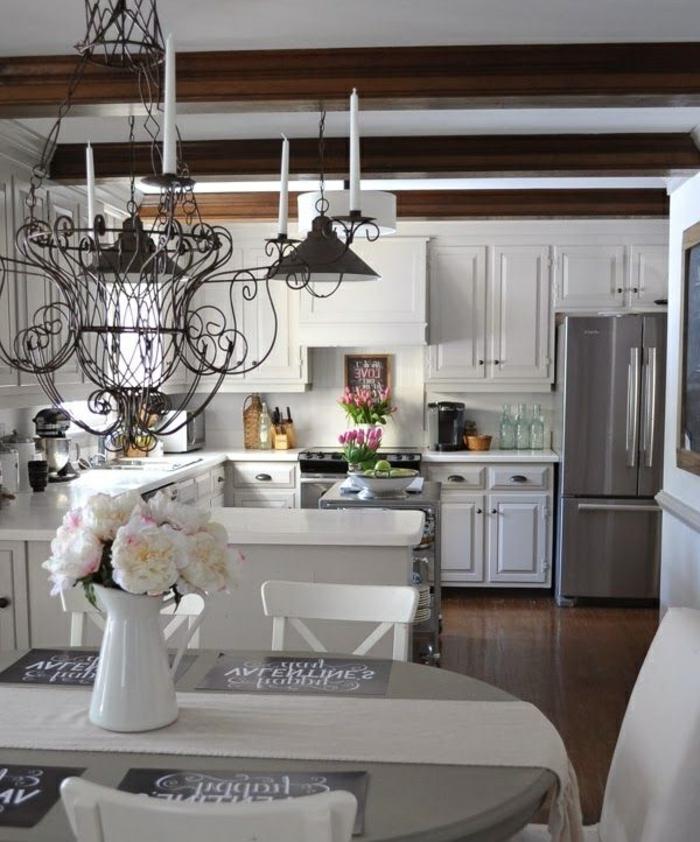 bouquet-pivoine-décoration-maison-cuisine
