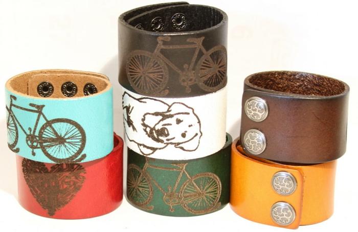 bracelet-manchette-ceintures-recyclées