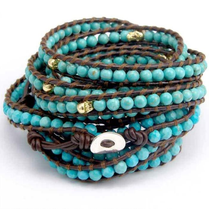 bracelet-manchette-cuir-et-pmerles