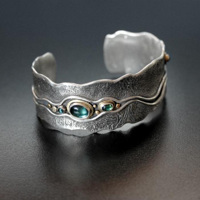 bracelet-manchette-pierres-turquoises