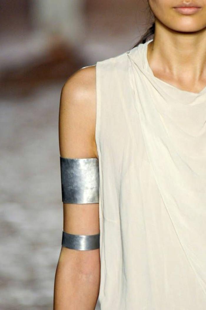 bracelet-manchette-stylé-argent