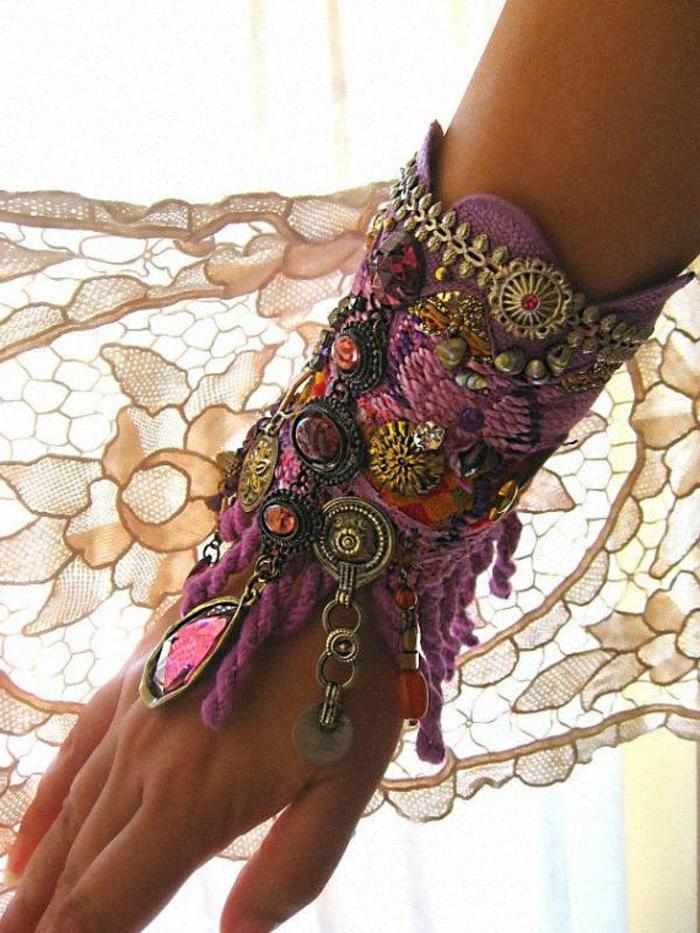 bracelet-manchette-style-indien