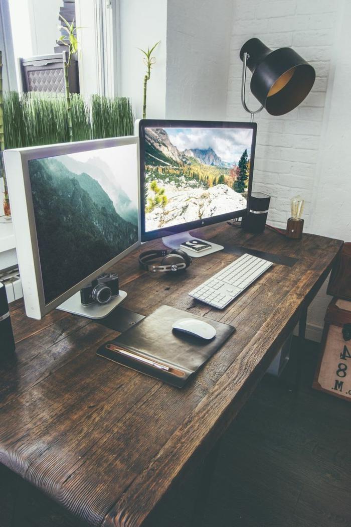 bureau-de-travail-en-bois-massif-meuble-chene-bureau-de-travail-en-bois