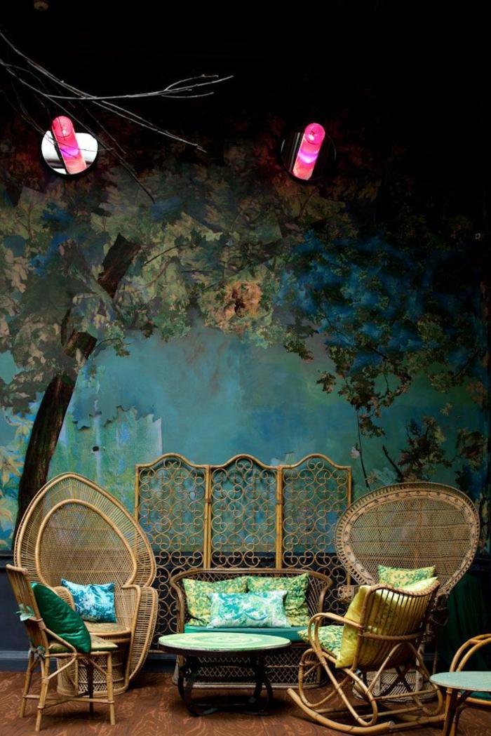 chaise-osier-meubles-en-rotin-idée-magnifique-pour-comment-aménager