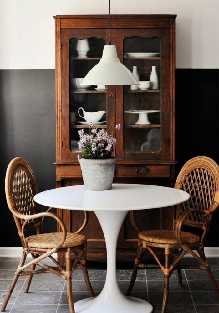 chaise-osier-salle-de-sejour-avec-meuble-rotin-meuble-en-bambou-aménagement