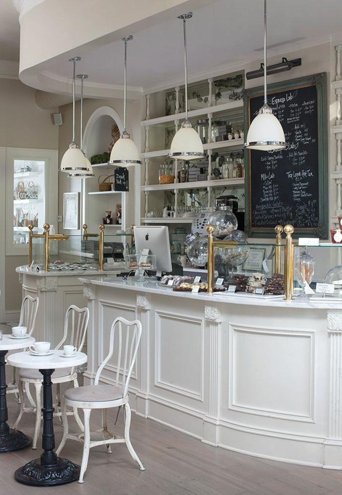Les chaises bistrot une classique pour l 39 int rieur - Chaise de cuisine style bistrot ...