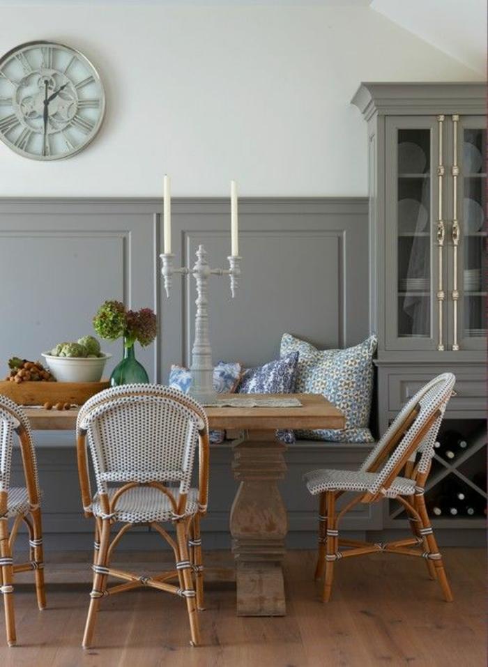 chaises-bistrot-cuisine-élégante