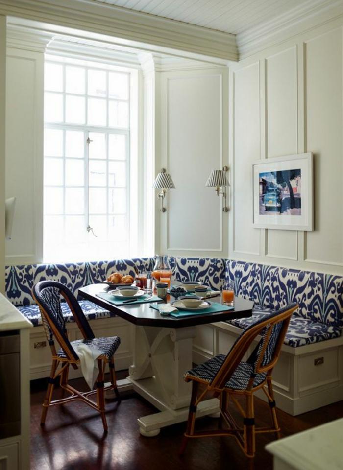 chaises-bistrot-décoration-vintage