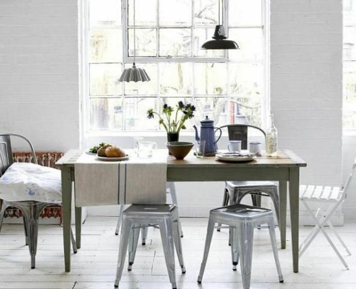 chaises-bistrot-salle-de-déjeuner