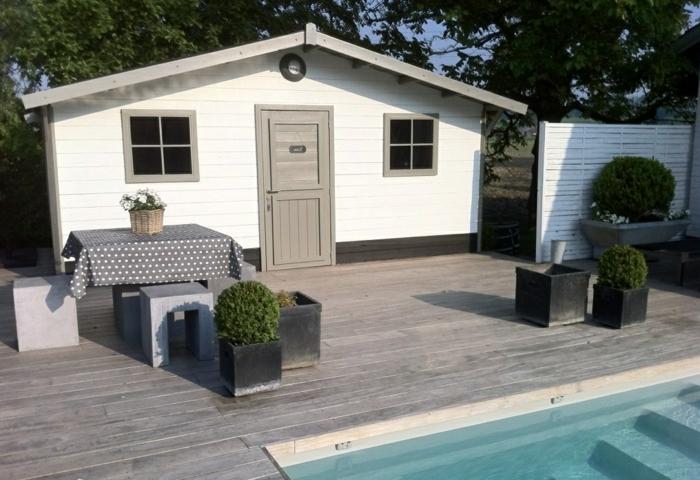 chalet-de-jardin-amenagement-extérieur-la-piscine