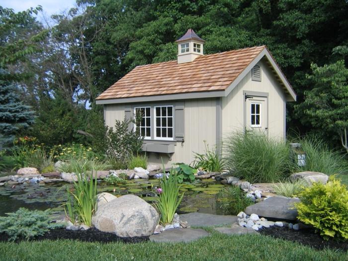 chalet-de-jardin-en-bois-idée-moderne
