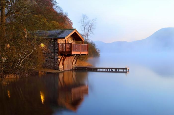 chalet-de-jardin-habitable-maison-sur-le-lac