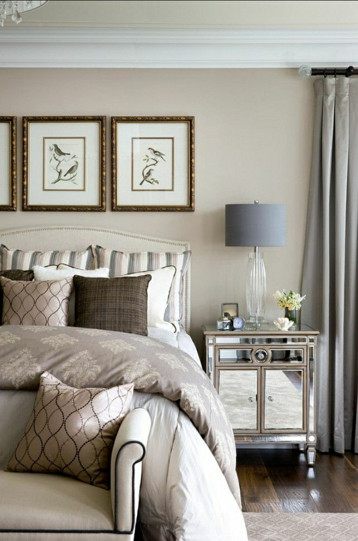 aujourd hui nous sommes inspir s par la couleur taupe. Black Bedroom Furniture Sets. Home Design Ideas