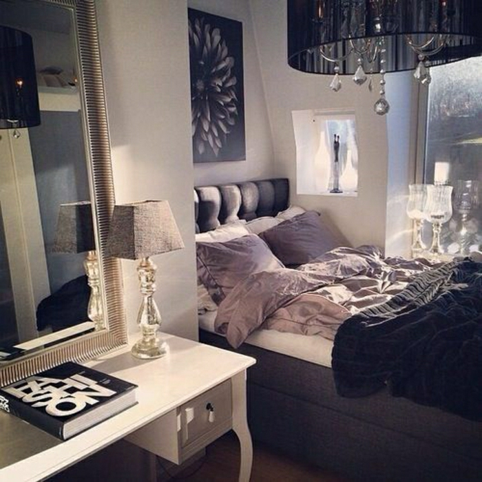 Tumblr inspired room tour 2015 tumblr room ideas for guys - La Chambre Ado Fille 75 Id 233 Es De D 233 Coration Archzine Fr