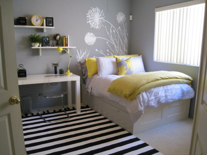 big ideas for small bedrooms la chambre ado fille 75 id 233 es de d 233 coration archzine fr 18314