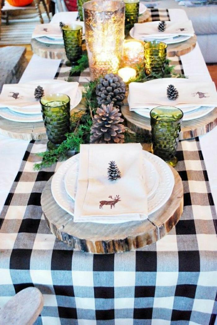 Beaucoup de belles variantes pour votre chemin de table - Petit chemin de table ...