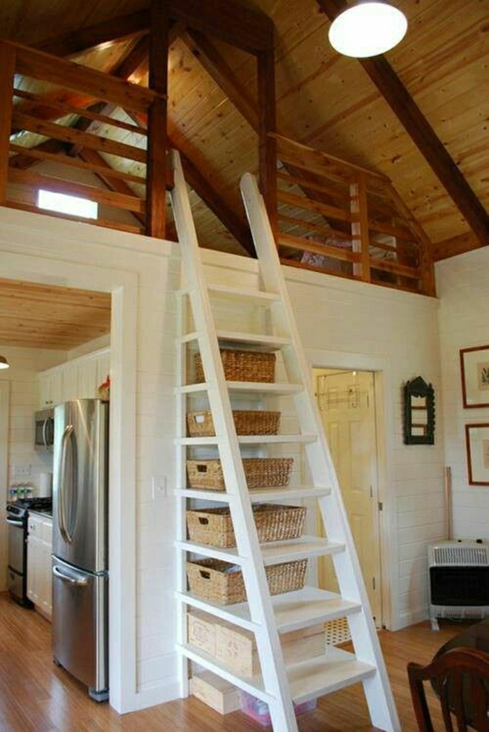 adoptez l am nagement sous escalier chez vous. Black Bedroom Furniture Sets. Home Design Ideas