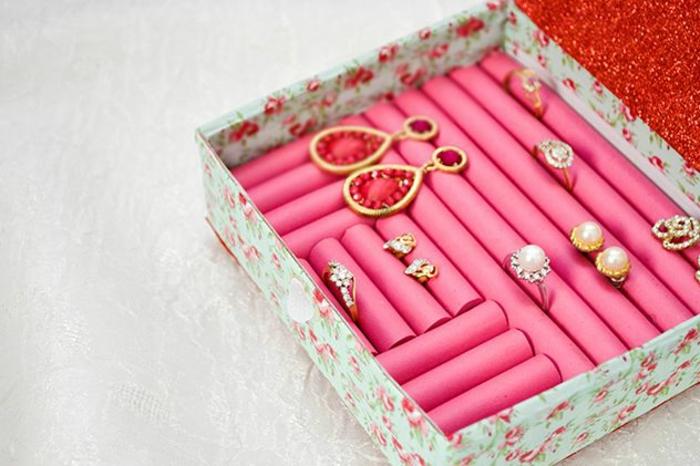 coffret-à-bijoux-joli-boîte-en-papier