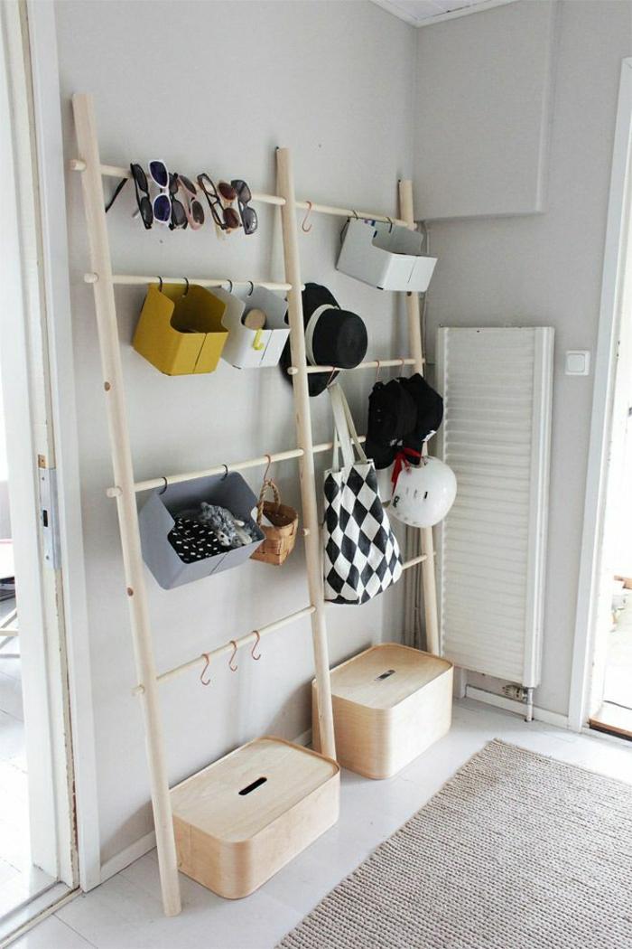 console-d-entrée-meubles-d-entrée-ikea-en-bois-design-console-escalier-idée-créative