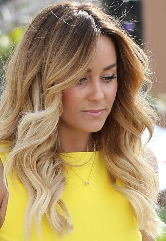 couleur-blonde-foncé-beauté-balayage-ombré-effet