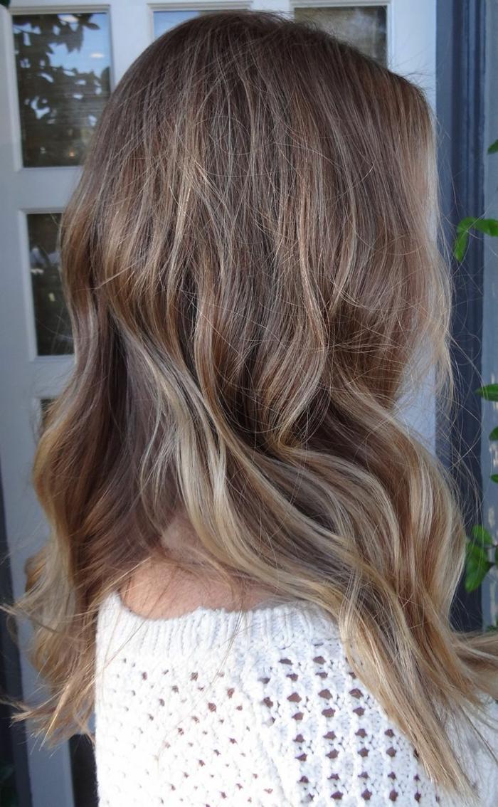 meches blondes cendres amazing en tant normal lorsque je fais un balayage sur mes cheveux. Black Bedroom Furniture Sets. Home Design Ideas
