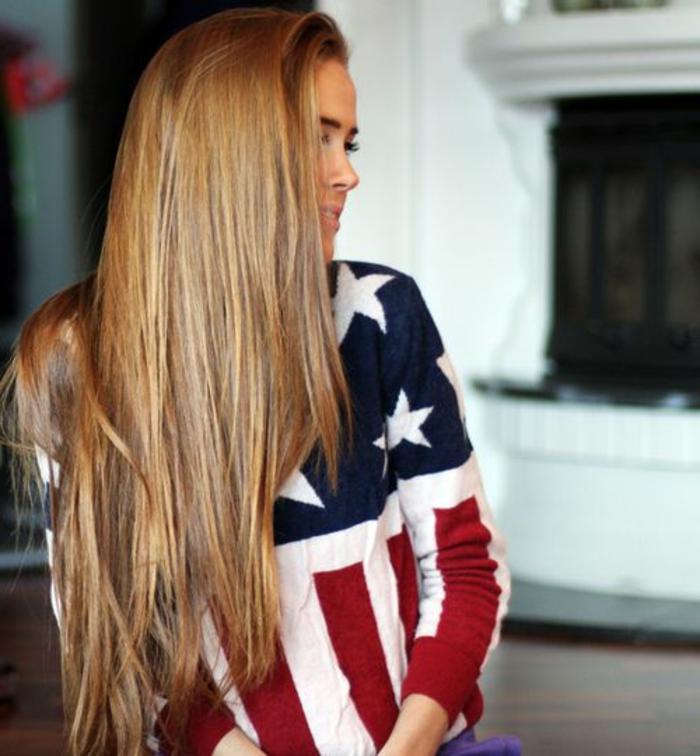 couleur-de-cheveux-caramel-blouson-america