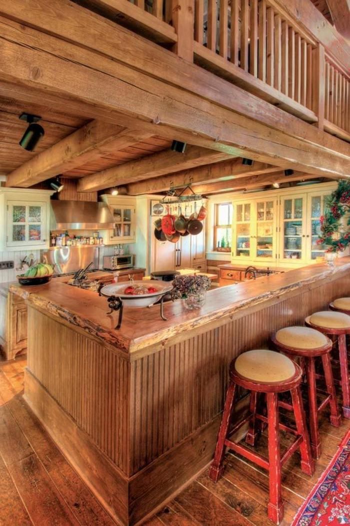 cuisine-meuble-bois-massif-commode-bois-massif-pour-la-cuisine-meuble-moderne