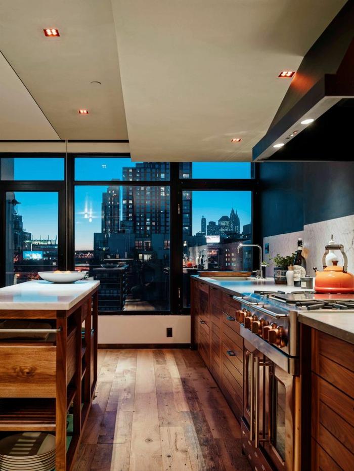cuisine-moderne-appartement-atypique-idée-originale-demeure