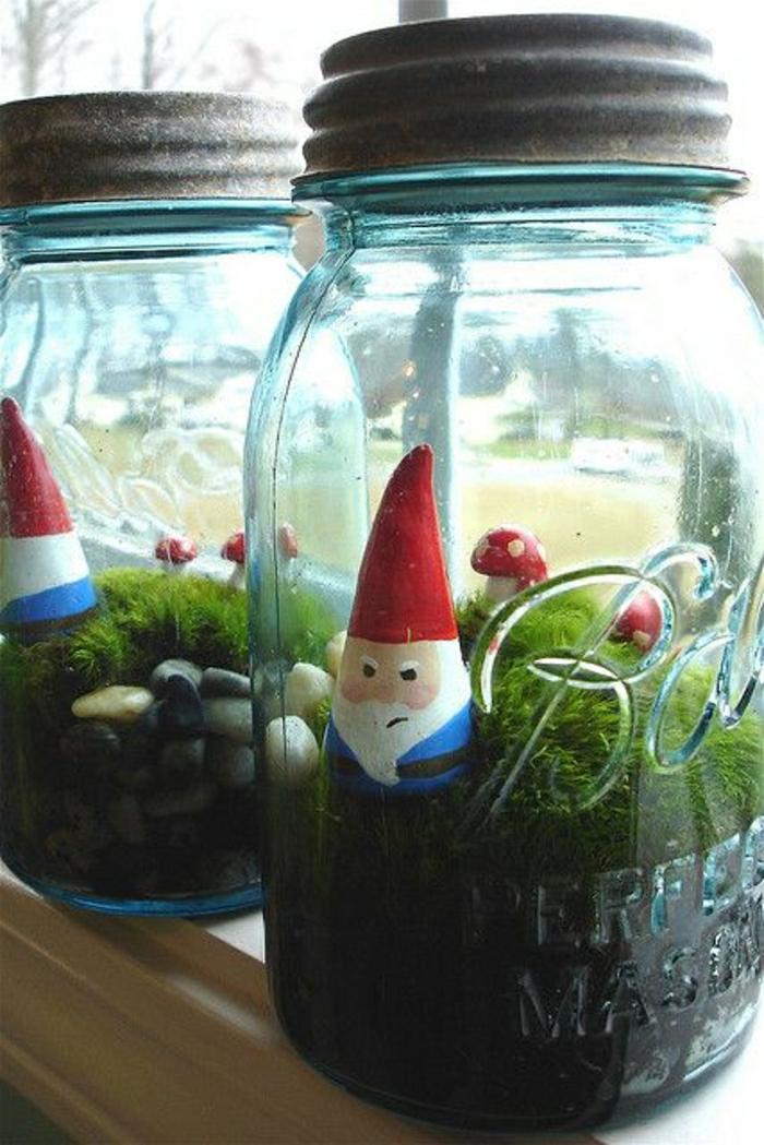 deco-de-jardin-avec-nains-de-jardin-statue-de-jardin-chapeau-rouge-idée