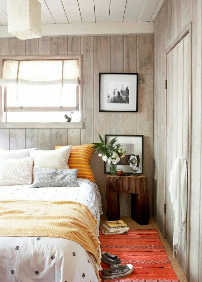 La descente de lit comment on peut la choisir - Plante verte chambre a coucher ...