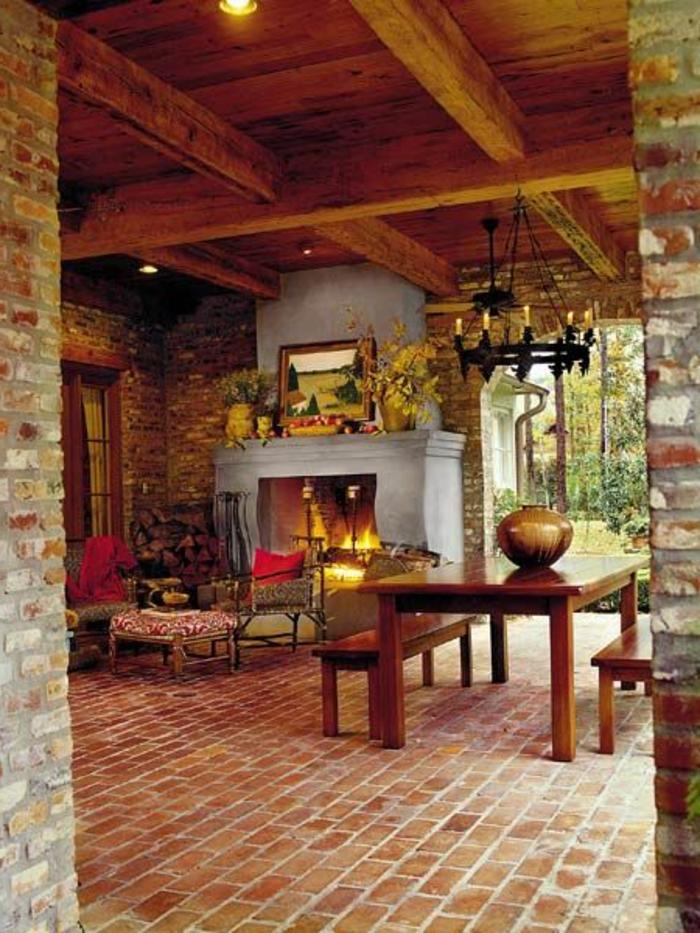 eclairer-le-jardin-meubles-de-jardin-lanterne-exterieur-cheminée-extérieur