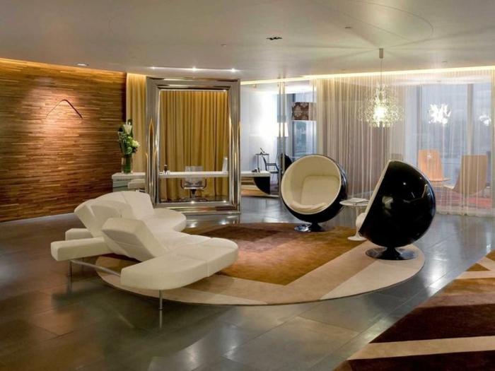 fauteuil-boule-deux-fauteuils-ronds-dans-un-salon-moderne