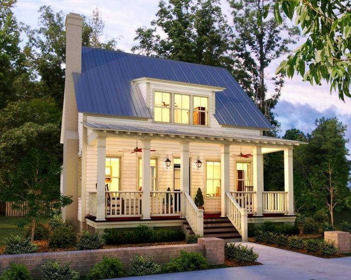 La lucarne de toit en 60 images inspiratrices for Plantation beuh exterieur