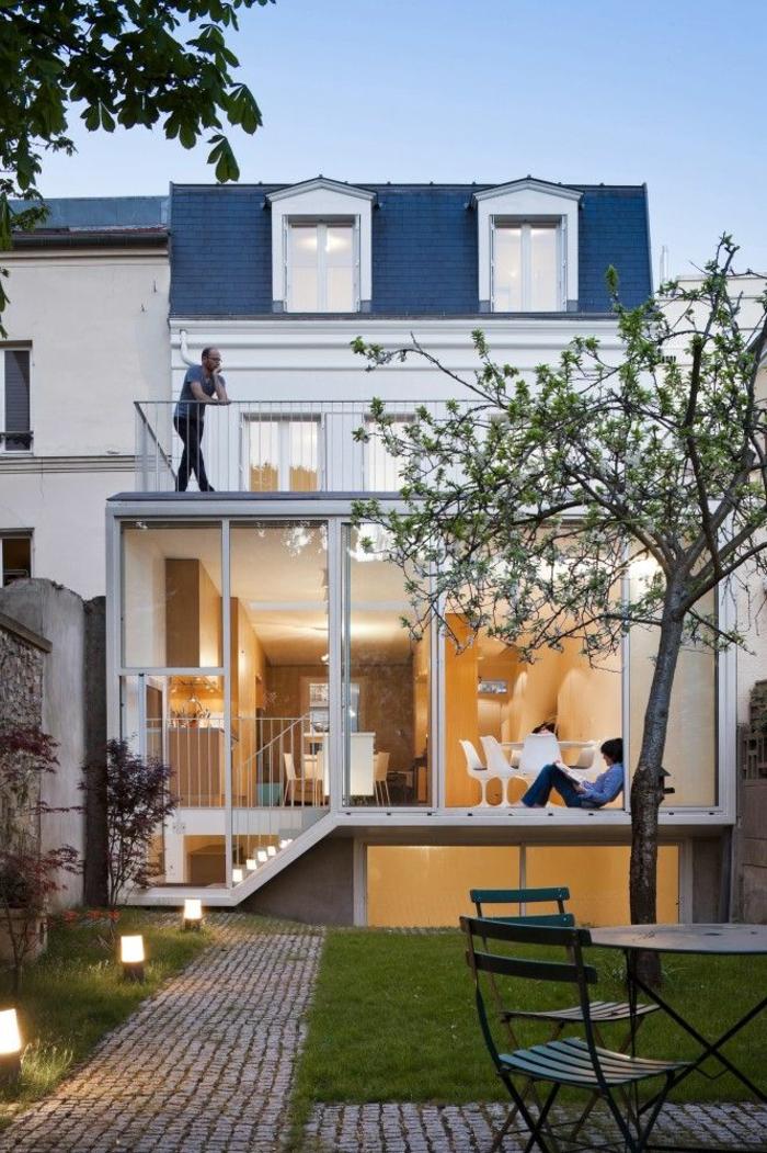 fenetre-de-toit-idée-originale-belle-maison-moderne