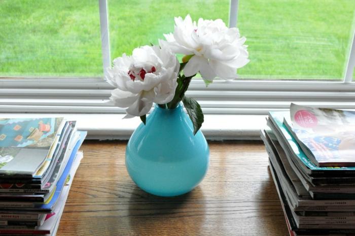 fleur-pivoine-idée-créative-déco-fenetre