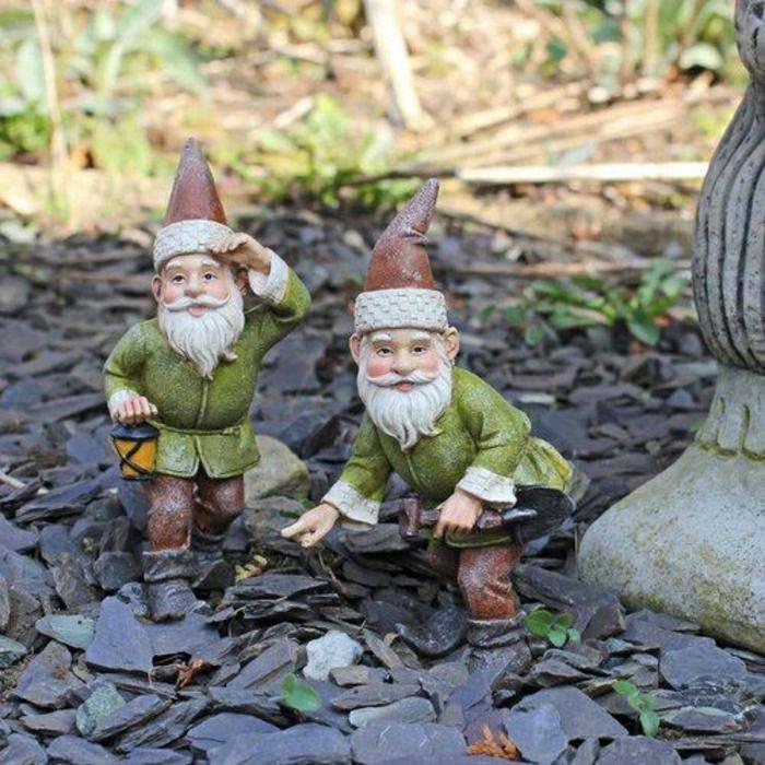 gnome-de-jardin-statues-jardin-décoration-jardin-extérieur-nains-déco-jardin