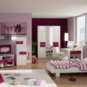 La chambre ado fille - 75 idées de décoration