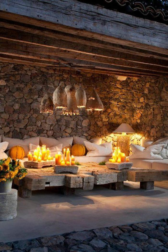 Comment choisir les luminaires ext rieurs for Lampe piscine bois