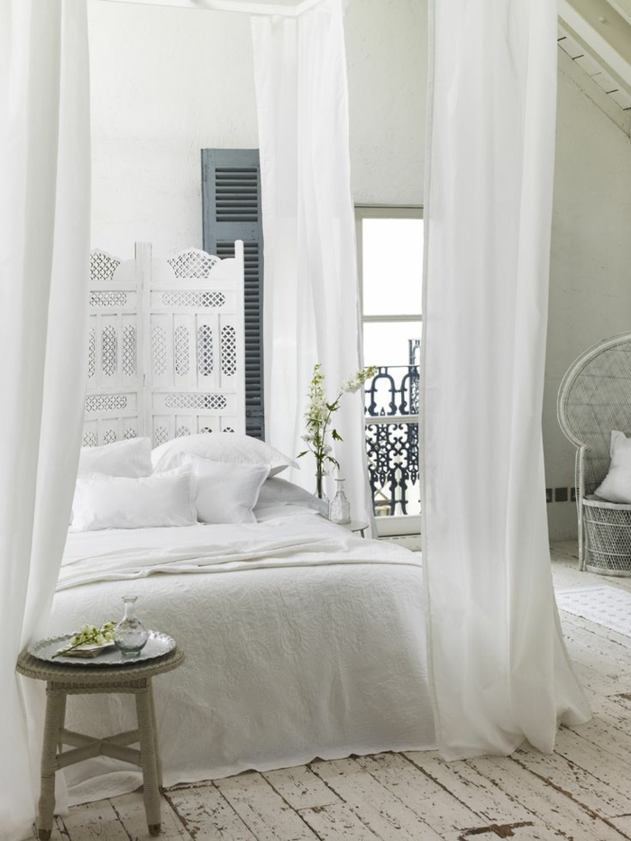 La deco chambre romantique 65 id es originales for Decoration chambre or