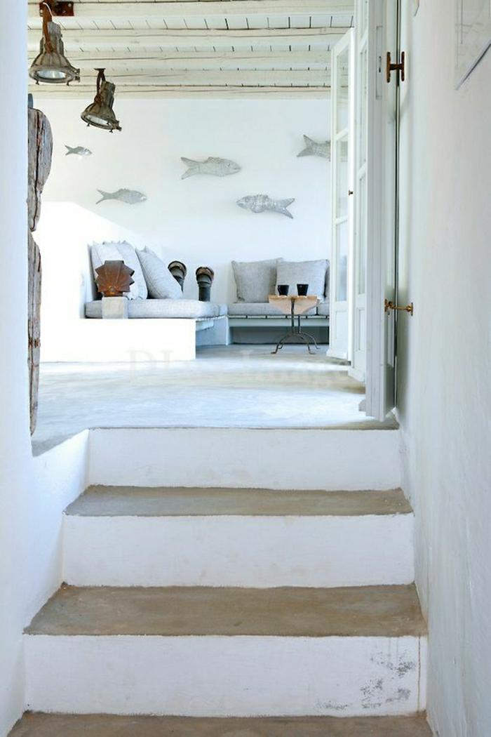 interieur bord de mer latest suprieur lambris hydrofuge salle de bain mur interieur lambris. Black Bedroom Furniture Sets. Home Design Ideas