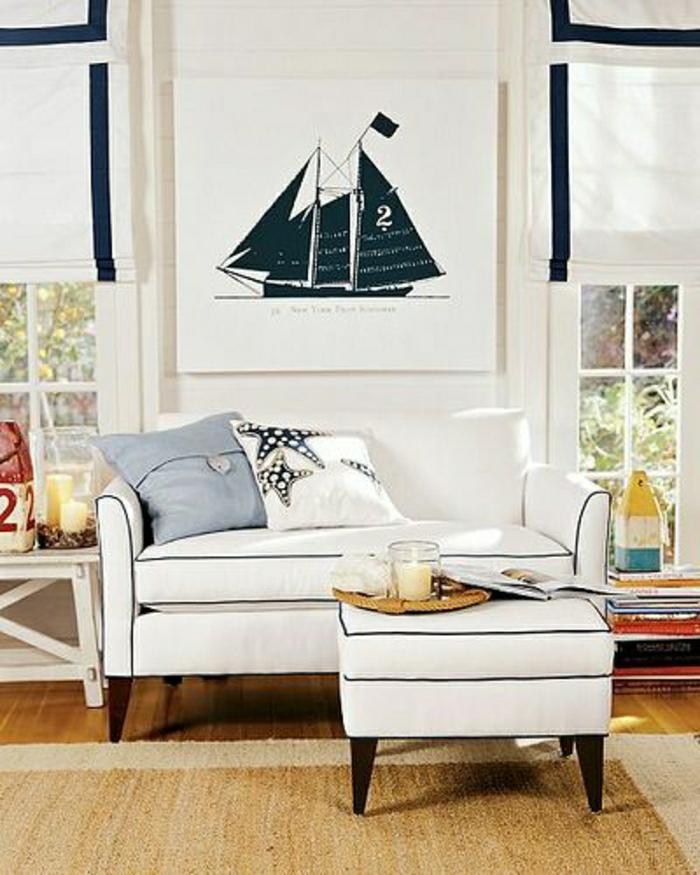intérieur-marin-décoration-pour-la-maison-mur-marin-deco-bord-de-mer
