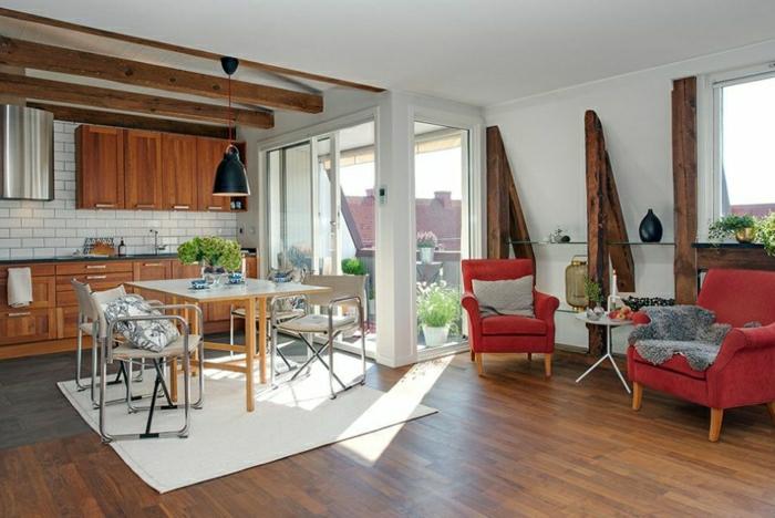 intérieur-moderne-sol-parquet-foncé-chaises-beiges-intérieur-tapis-beige-sol-en-bois
