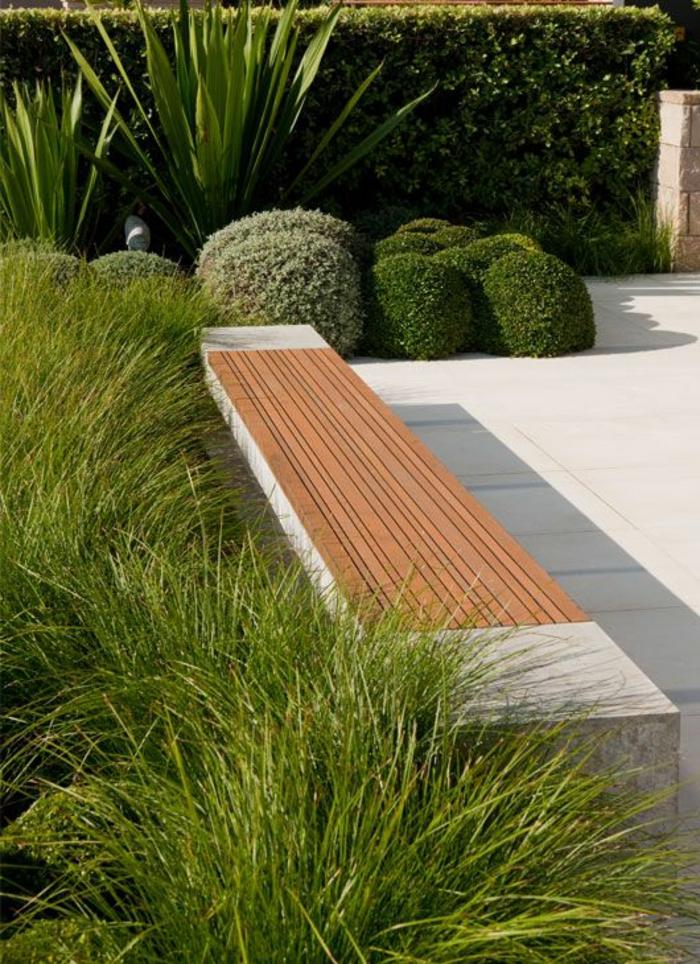 Le jardin paysager tendance moderne de jardinage for Arrangement jardin