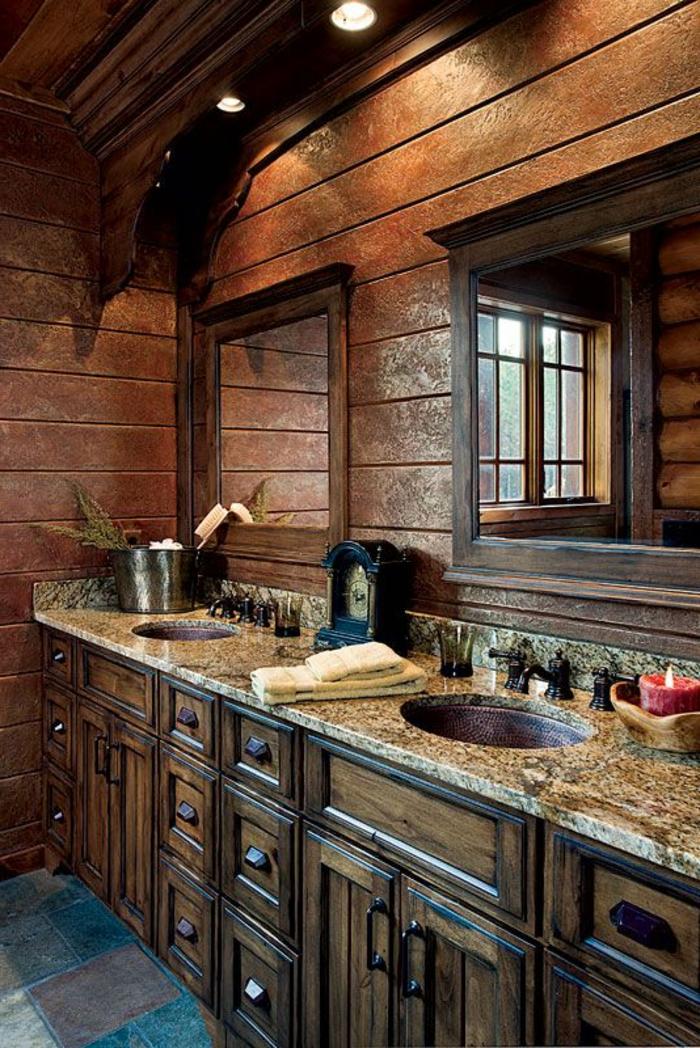 la-plus-belle-salle-de-bain-avec-meubles-en-bois-foncé-carrelage-taupe-miroir-dans-la-salle-de-bain