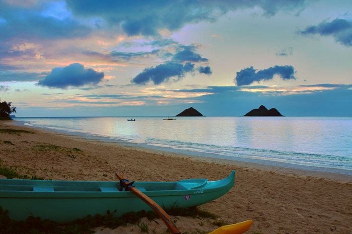 lanikai-beach-sunrise-kailua-oahu-hawaii-brian-harig-les-plus-belles-plages-du-monde