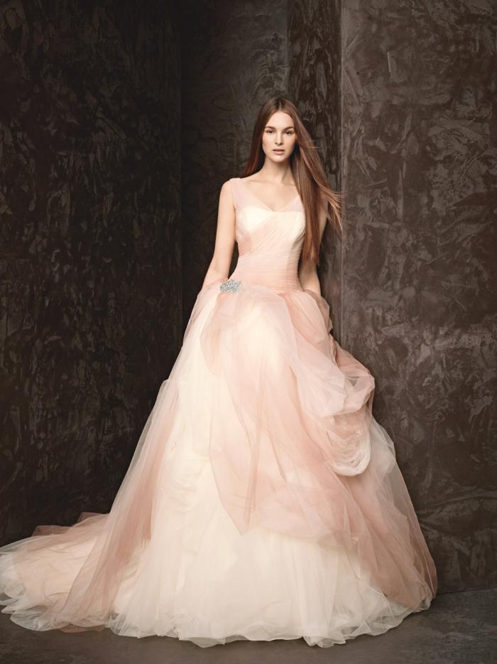le-rose-poudrée-robe-jolie-longue-soirée-robe