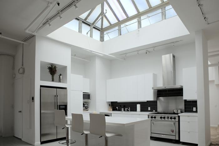 lucarnes-de-toit-architecture-cuisine-moderne