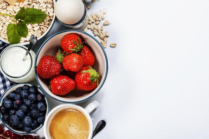 Idée petit déjeuner équilibré