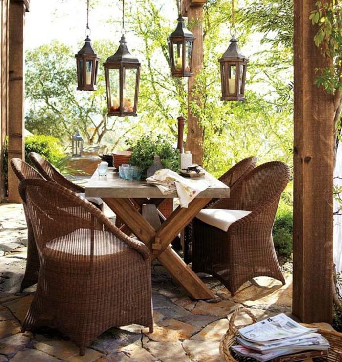 meubles-rustiques-table-rustique-de-jardin-chaises-rustiques-meuble-rustique